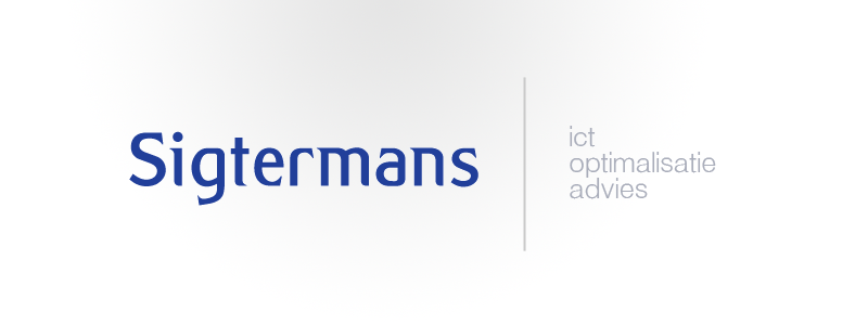 Sigtermans | ict, optimalisatie, advies